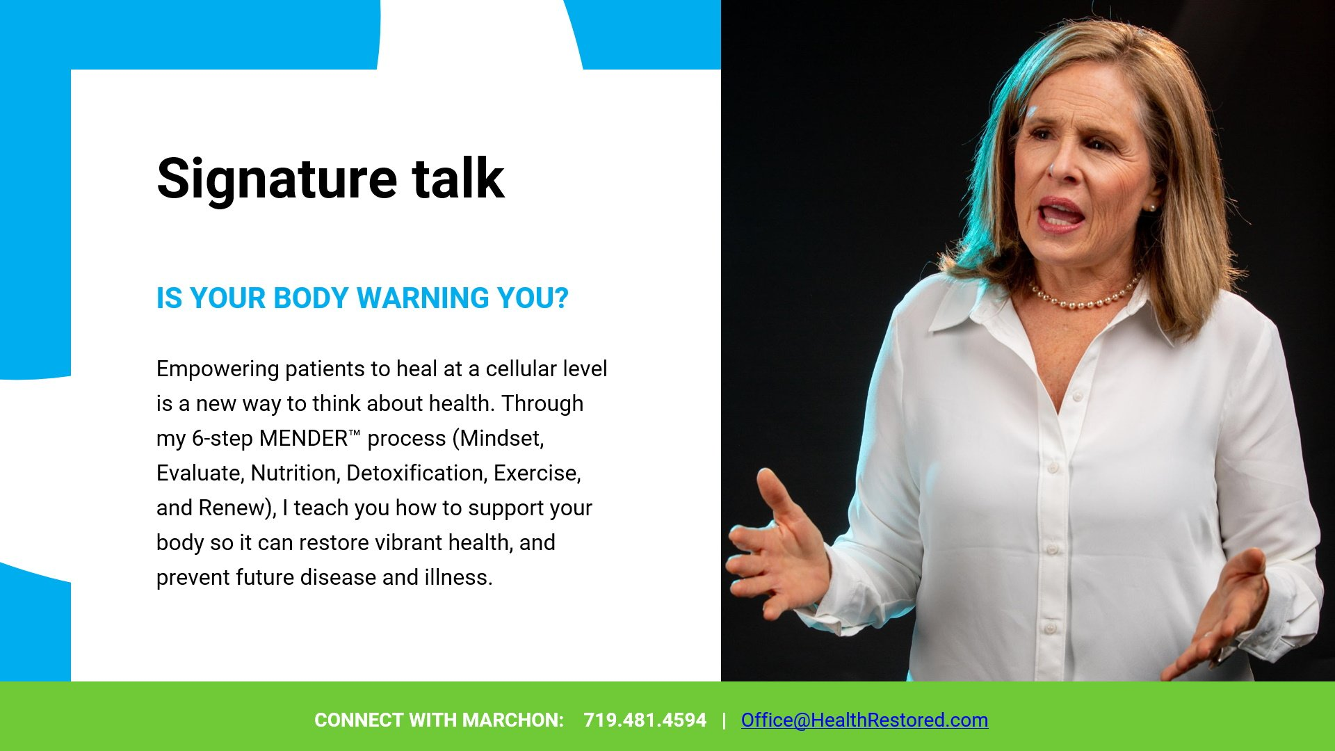 Is Your Body Warning You?
